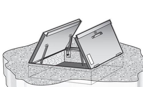 trappes coupe feu. Black Bedroom Furniture Sets. Home Design Ideas